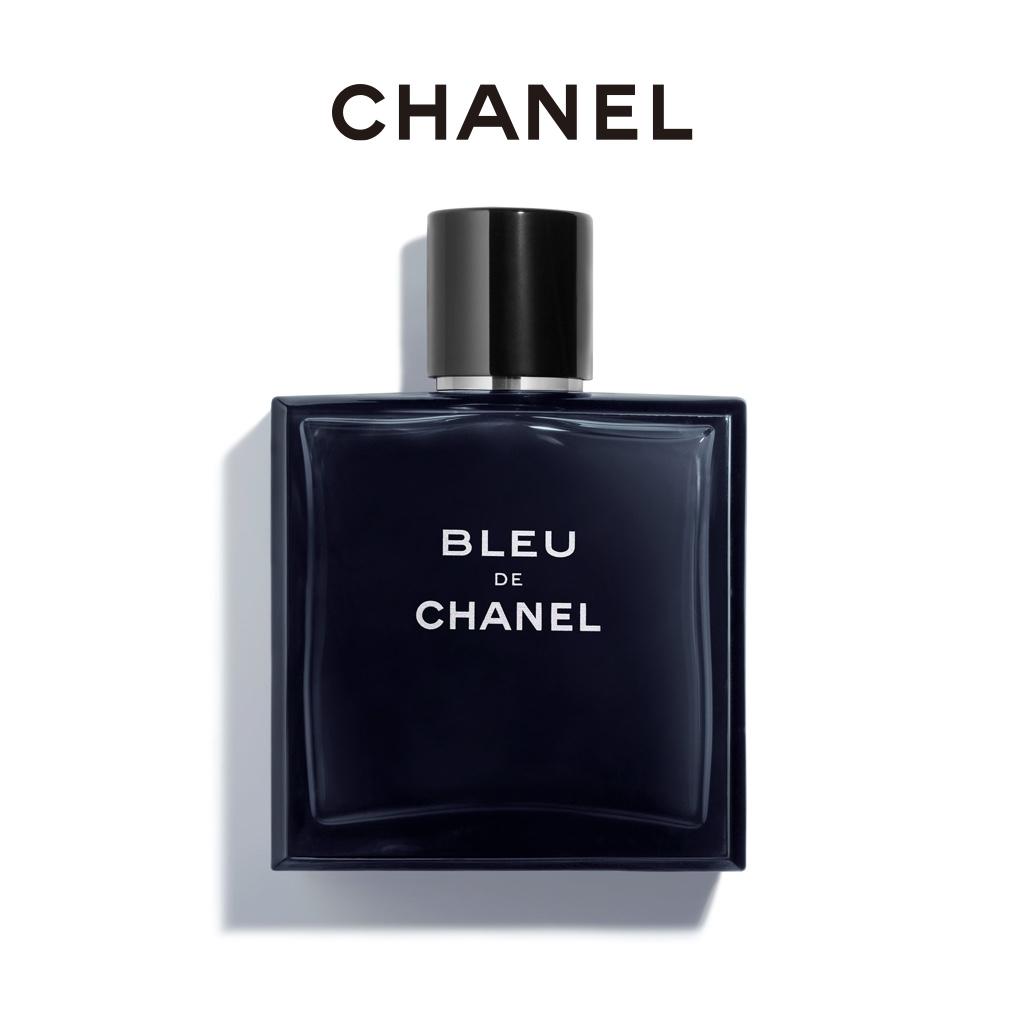 CHANEL 香奈儿蔚蓝男士EDT淡香水 bleu木质香