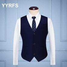 Male and groom trend in suit and horse armor Marriage, self-cultivation and leisure Korean version of formal business groomsman thin-style occupational summer