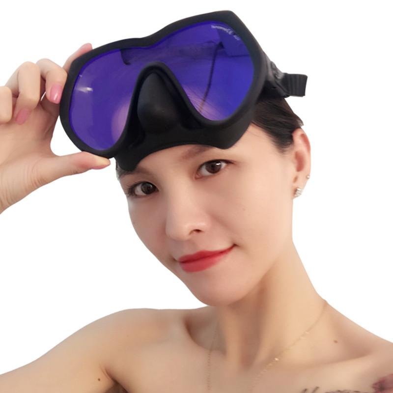 OMS OMS Tattoo Mask дайвинг зеркало защита от ультрафиолетовых лучей UV дайвинг зеркало азия издание сейчас в надичии