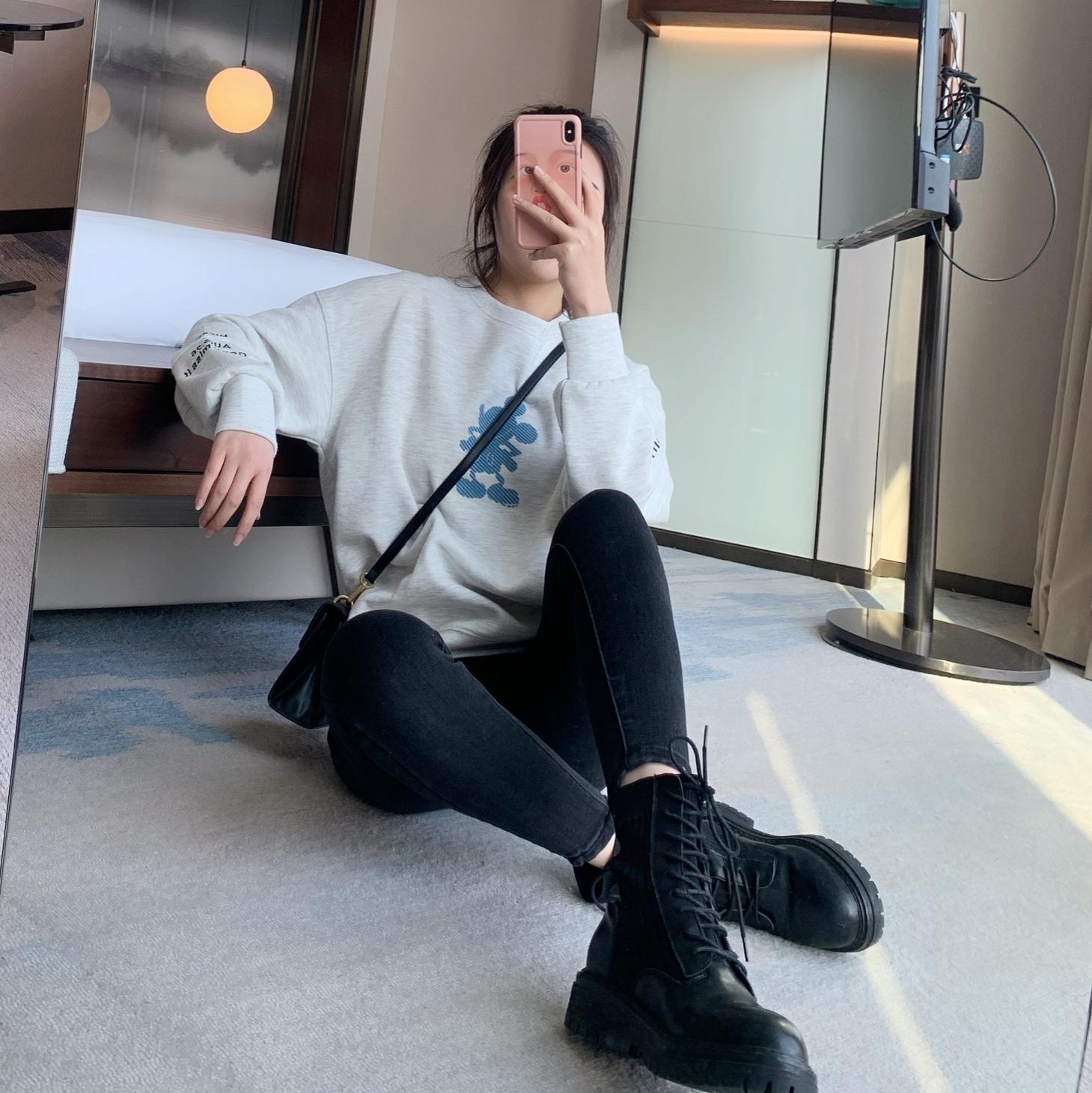 【本周新品】春季新品韩又玄定制2021米奇卫衣