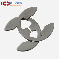 GB896 stainless steel opening retaining ring E-type spring buckle ¢1.5-2-3-3.5-4-5-6-7-8-9-10-15