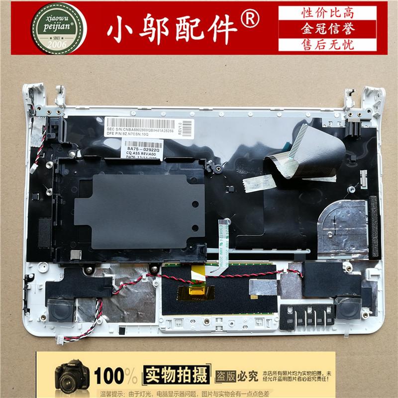 三星 NC110 NC210 N215  D壳 C壳 黑色银  外壳 喇叭 触摸满20.00元可用1元优惠券