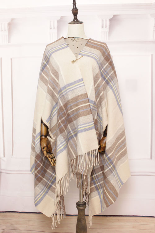 New special shawl autumn and winter cashmere super long size scarf women with cuffs youth Cape neck