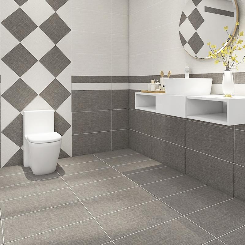 地贴墙贴厕所浴室瓷砖贴纸耐磨防滑卫生间防水地板贴厨房地面翻新