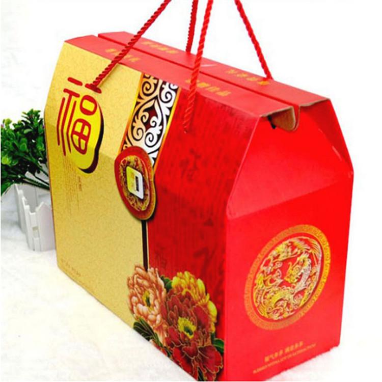 现货包装盒礼盒/通用礼盒装盒子定做酒店粽子礼品盒/批发