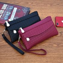 儿童零钱包女士小包包硬钱包迷你搭扣零钱包布艺小圆点创意