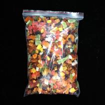 花果茶果粒茶袋装散装称重水果花茶巴黎香榭20一斤包邮