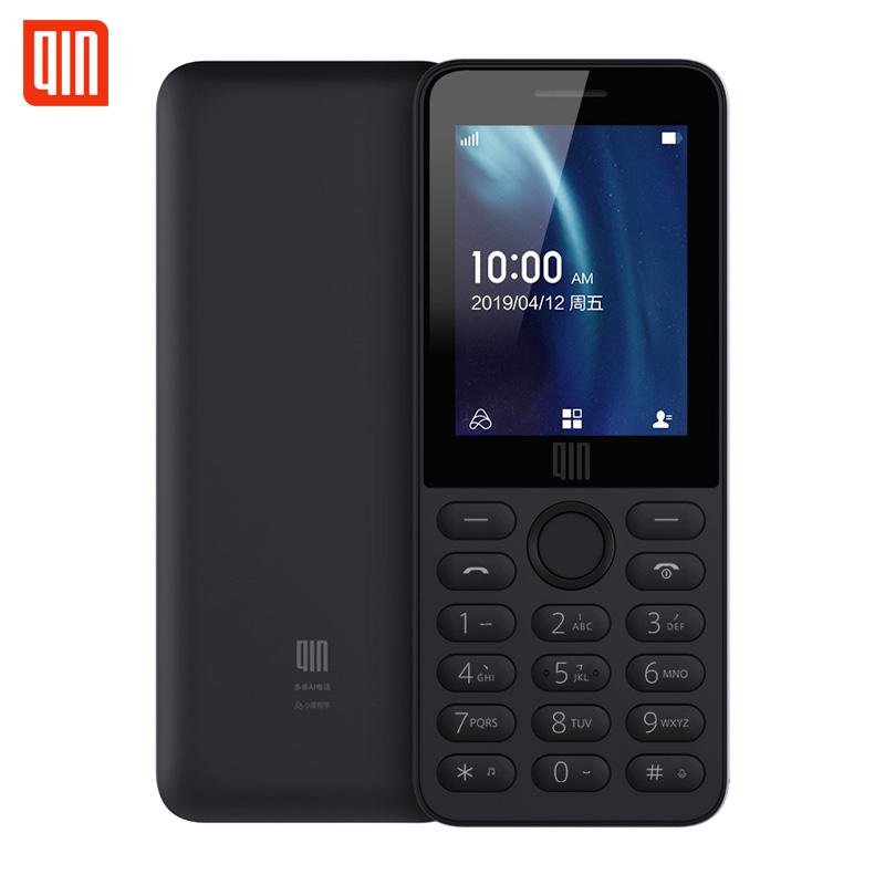 多亲Qin QF9 全网通4G备用机AI小爱同学生微信定位电信老年人手机