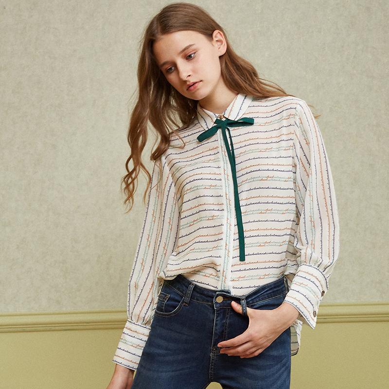 当季流行-长袖衬衫<当季流行-衬衫<品牌女装