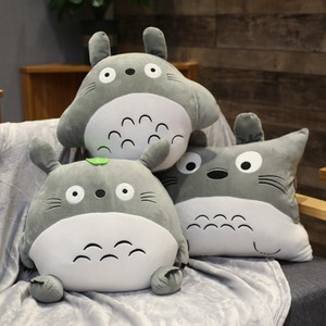 可爱三合一暖手抱枕被子两用抱枕
