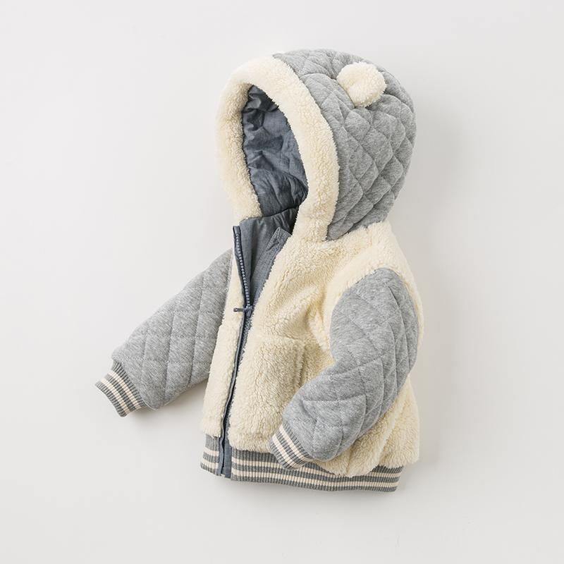davebella戴维贝拉婴幼童装棉服