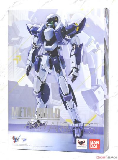 万代  METAL BUILD ARX-7 ARBALEST 全金属狂潮MB强弩机模型 现货