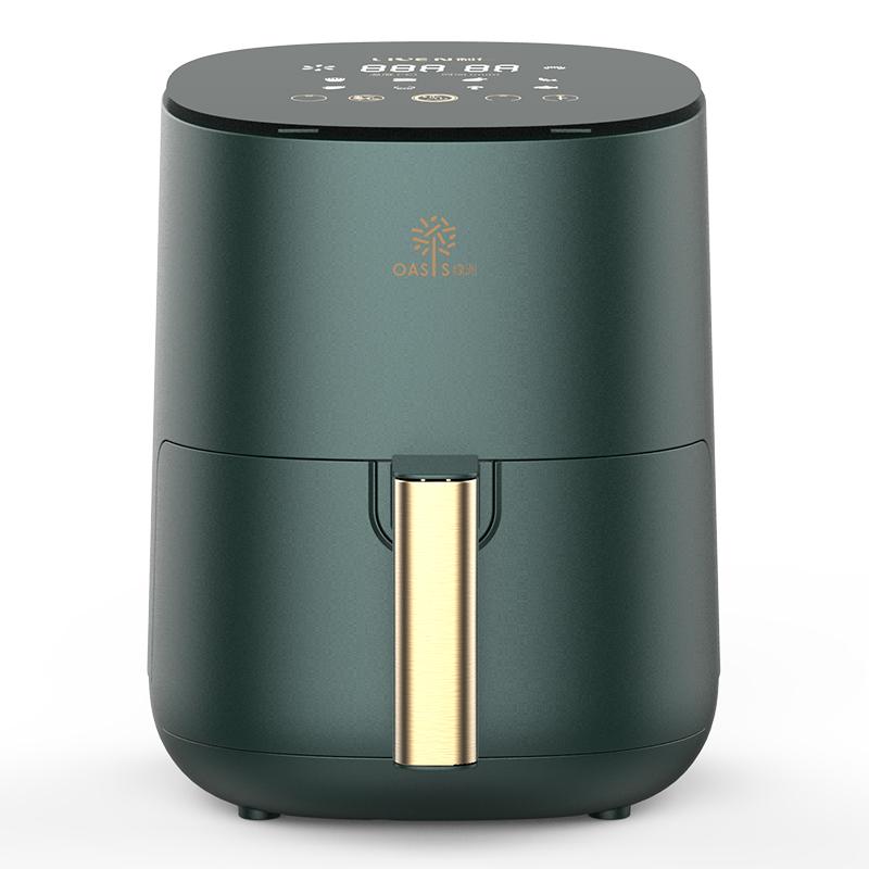 利仁空气炸锅家用新款智能多功能全自动大容量无油电炸锅薯条机