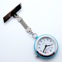 SN Hanging tables Chest watch nurse watch timer white Blue Pink