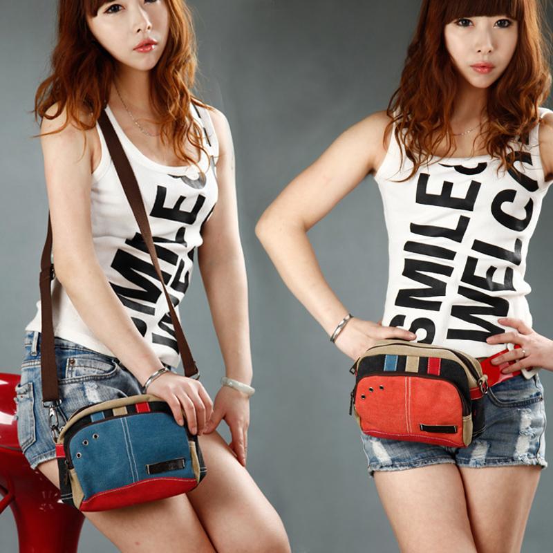 帆布包新款潮韩版迷你女式单肩包券后37.00元