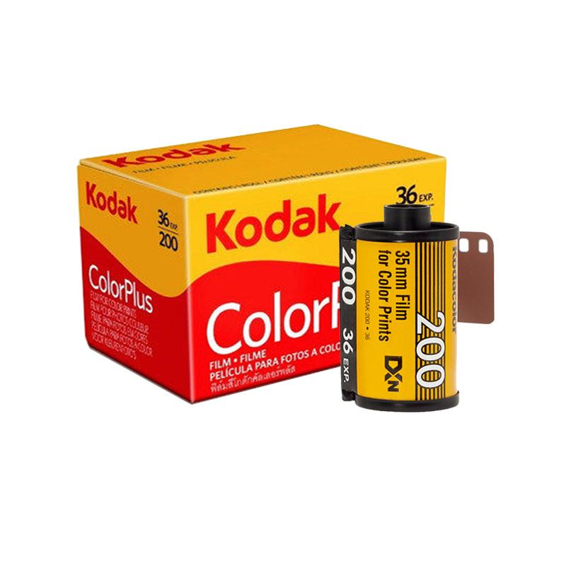 135彩色胶卷 柯达200度 400度