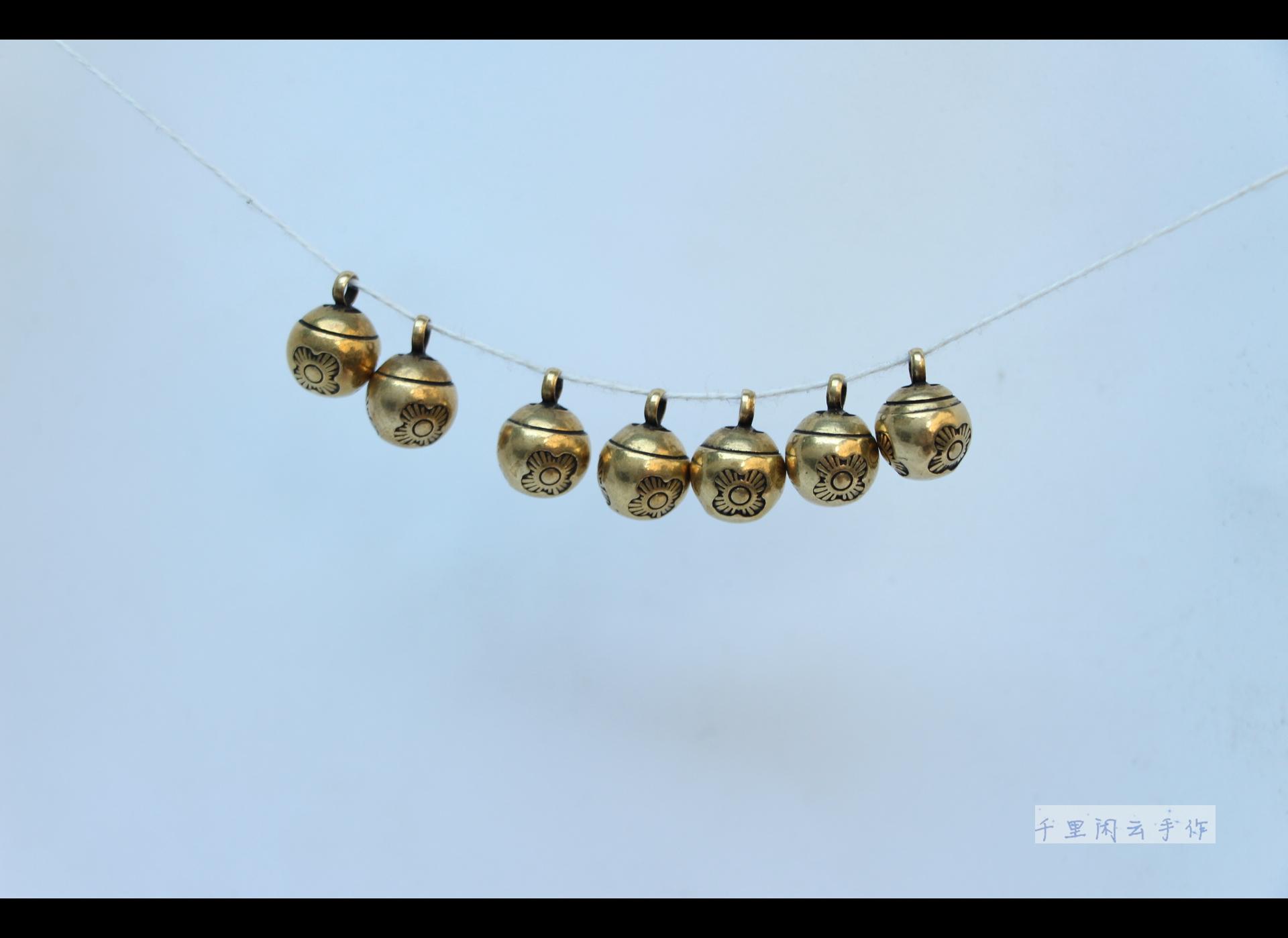 Пряжка цветы зерно ремесла статья древний наряд затем встроенная в одежду одежда кнопки шаблон шаблон твердый 1.2cm пряжка среда