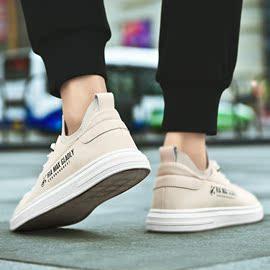 百兹酷奇网红鞋子男潮鞋抖音360运动鞋631°品牌小白鞋专柜正品男图片