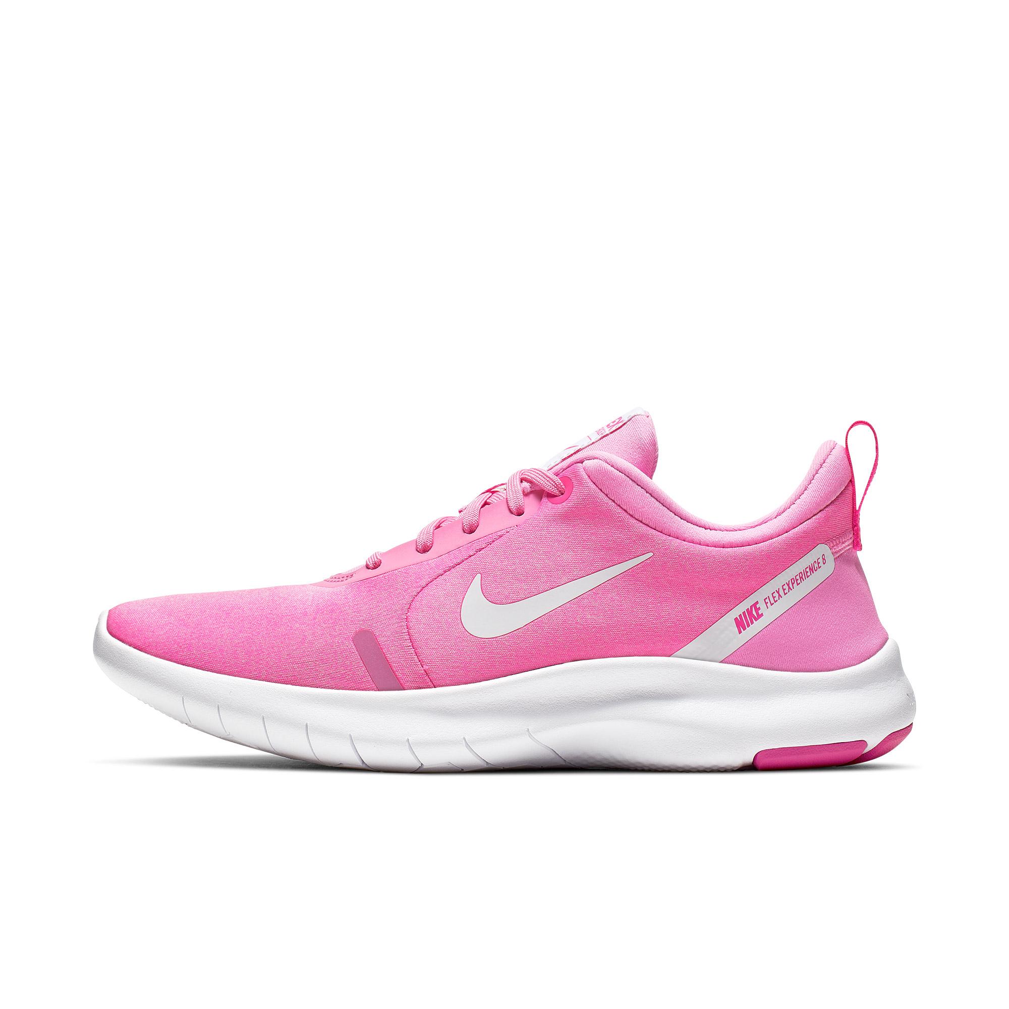 359.00元包邮nike 2019夏季粉色透气跑步鞋女鞋