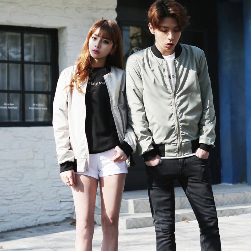 『现』韩国拉链-10052小外套