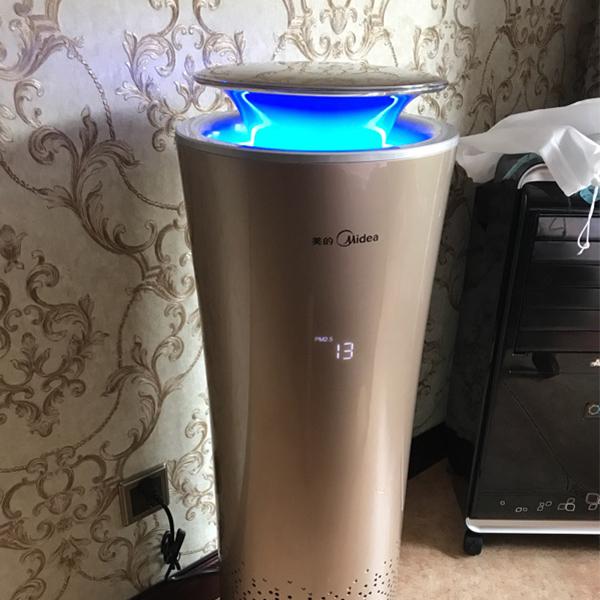 [爱美的电器城空气净化,氧吧]Midea/美的KJ500G-A11月销量0件仅售3599元