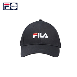 FILA FUSION斐乐情侣款棒球帽2020夏季新款潮流男女帽子遮阳帽