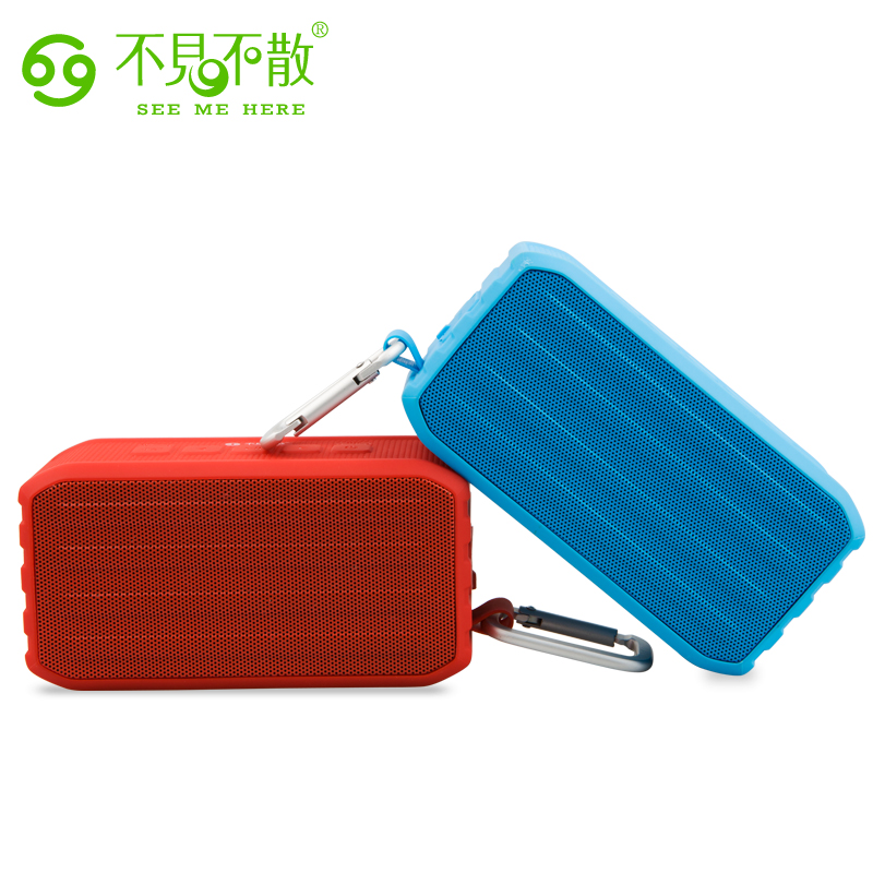 See you there bv370 4.0 wireless Bluetooth speaker mini portable outdoor water call small stereo subwoofer