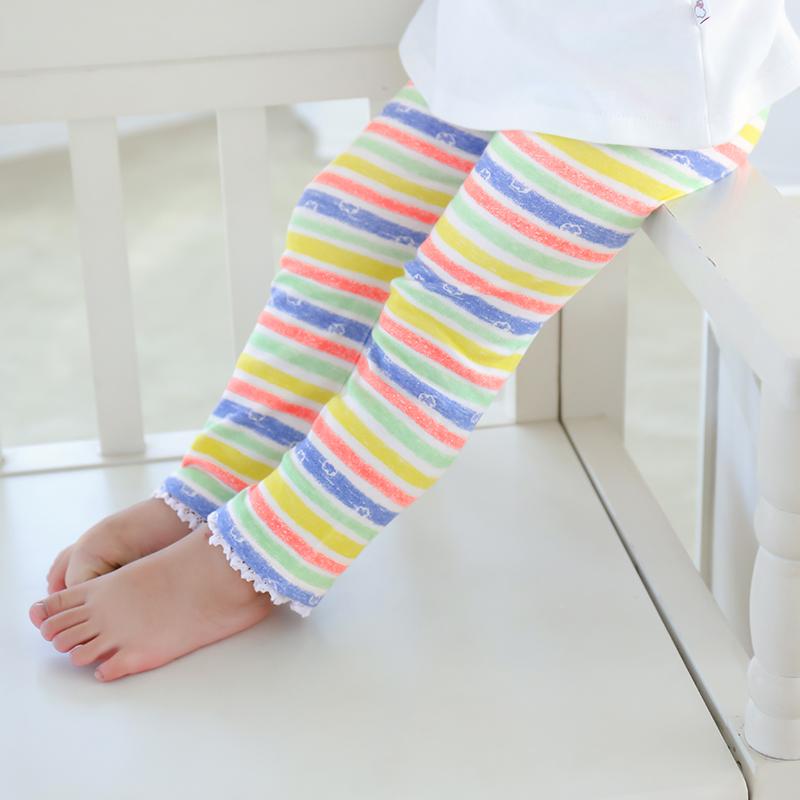 恩恩熊女童春秋嬰兒寶寶褲