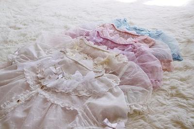 悠兰达原创品牌||弦月之海三团||lolita衬衫 百搭内搭蕾丝打底