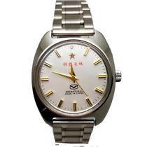 st5機芯手表軍包郵鋼鐵長城國產腕表庫存80年代海鷗19鉆機械表