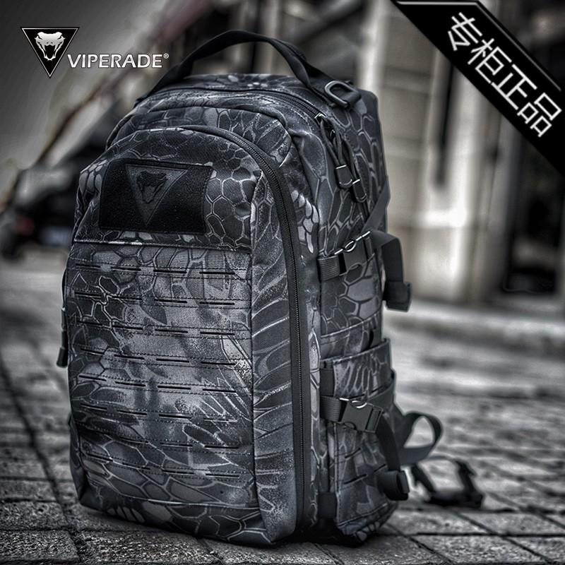 专柜品牌战术背包吃鸡级包军迷迷彩户外双肩背包男登山旅行背包3