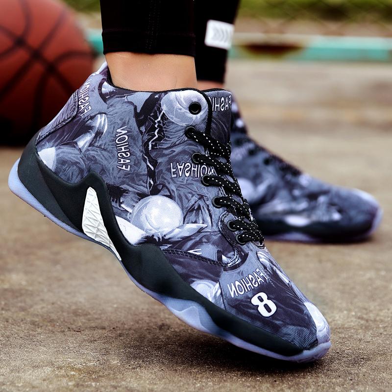 品牌英乔丹拉莫斯低帮篮球鞋男夏季防滑透气学生运动鞋空中飞人水