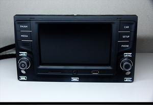 大众原厂原装MQB平台高尔夫7凌渡迈腾B8途安6.5寸MIB无碟CD一体机