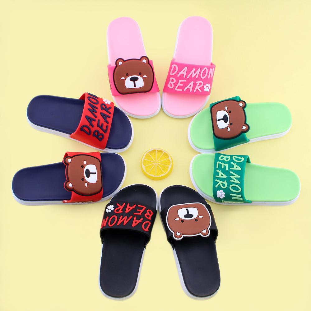 夏季拖鞋亲子款母女可爱一家三口外穿室内洗澡男女童防滑宝宝凉拖