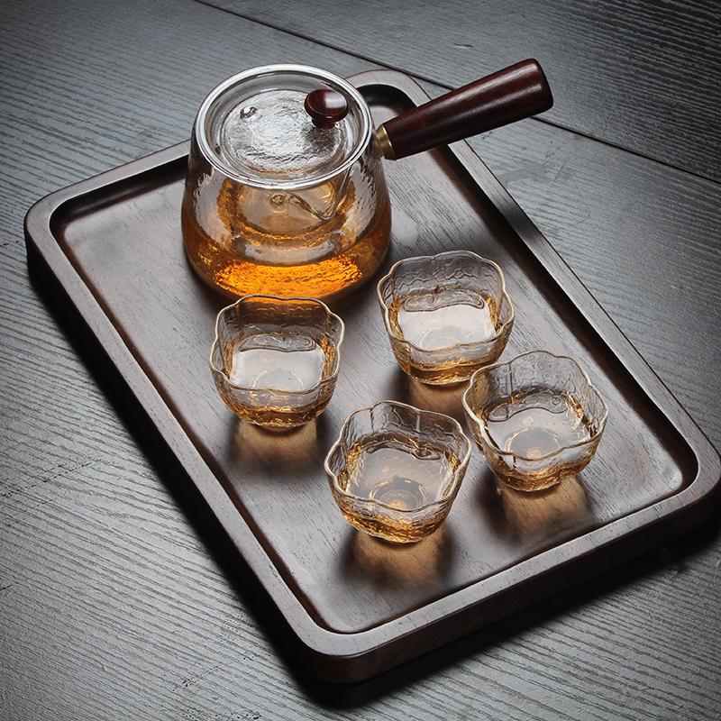 畅壹堂耐热煮整套功夫茶具玻璃壶11月02日最新优惠
