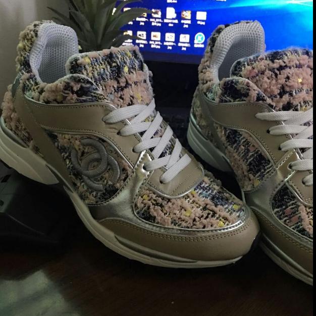 Увеличение покупку Южной Кореи корейской версии sneaker обувь с дышащей европейской железнодорожной станции моды обувь женщина