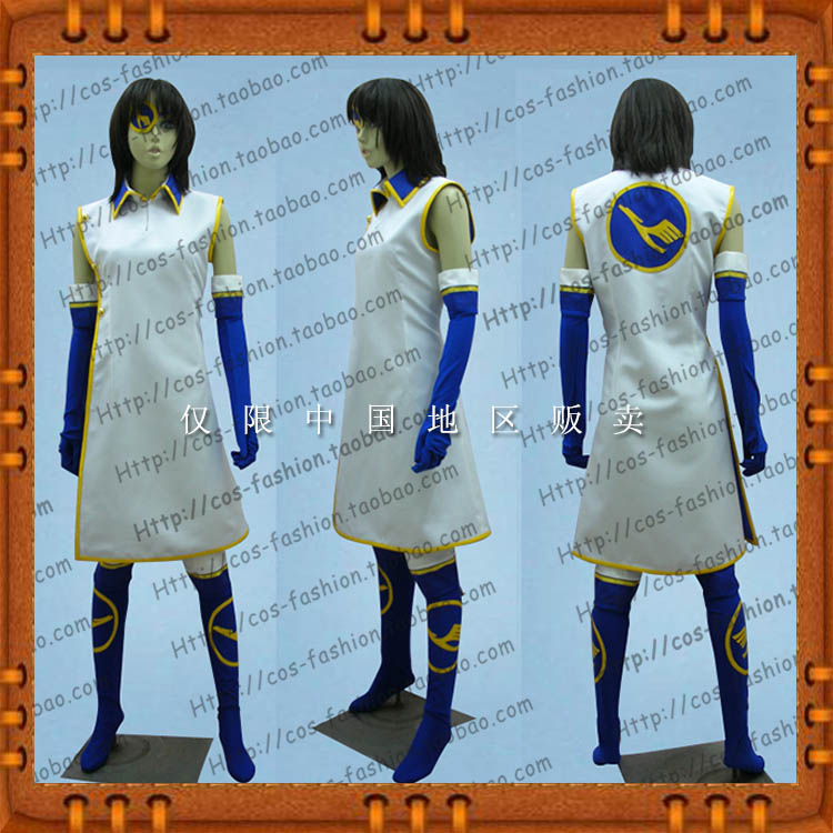 Package post Tokyo air plane anthropomorphic cos clothing full Cosplay mens and womens clothing