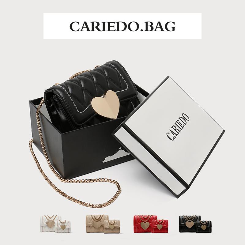 10月09日最新优惠买一送一包包女包2019新款ck链条包