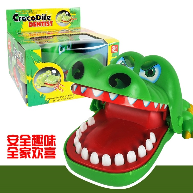 Improve the time according to the teeth. The boys parents and children pull out their teeth with a big mouth. It is recommended that the big adventure Shark Boy is cheap and practical