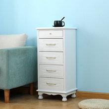 实木床头柜卧室桌多功能经济型床边小柜子多层简约现代收纳储物柜