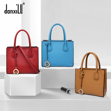 Dancy Road 2009 New Fashion Genuine Leather Bag Star and Cowpitot Smile Face Commuter Brand Killer Bag