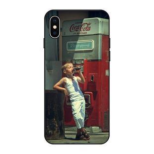 ins网红苹果11手机壳x艺术生xr不熬夜复古风xs冷淡风iphone8plus7