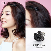 Chimei small clip Liu Hai hairpin female Korean grab clip small headwear adult hair grab edge clip Top Clip Hair accessories