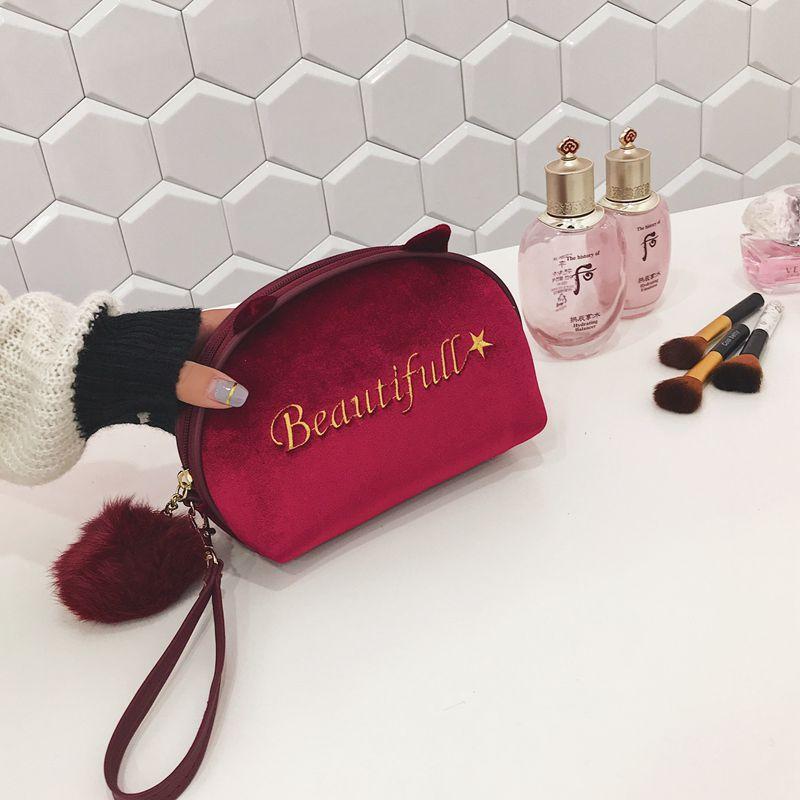 11月08日最新优惠韩国网红同款小号多功能旅行化妆包