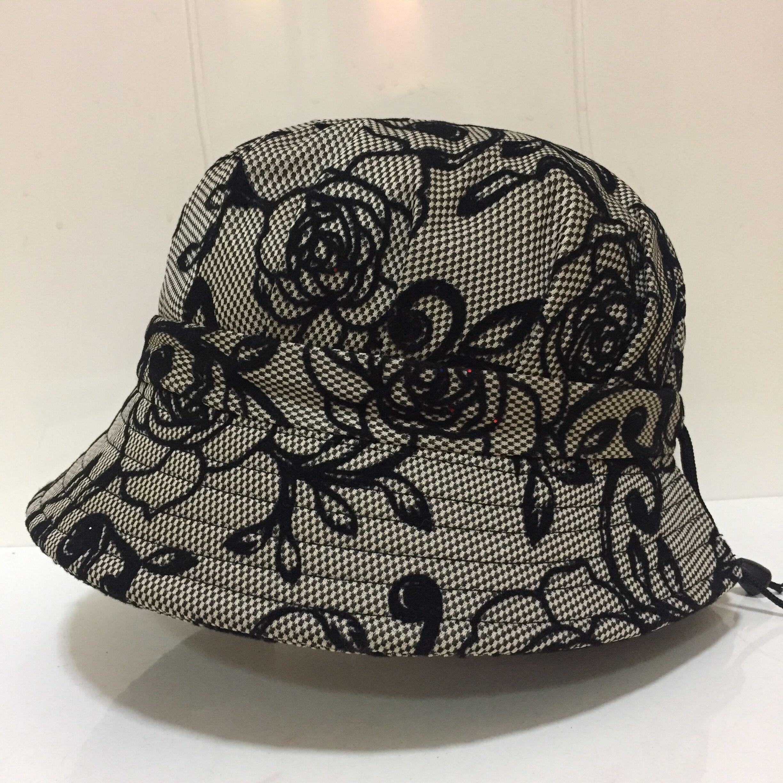 中老年薄款妈妈遮阳帽渔夫帽女帽子