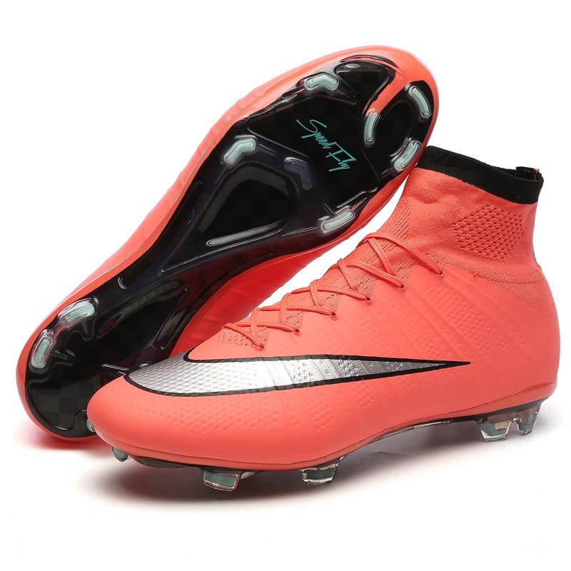 FG长钉青少年足球鞋