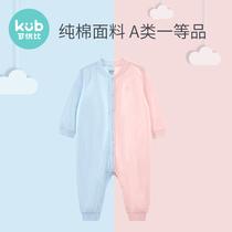 个月6岁哈衣0男3女宝宝12婴儿衣服短袖长袖秋装连体衣夏装新生儿