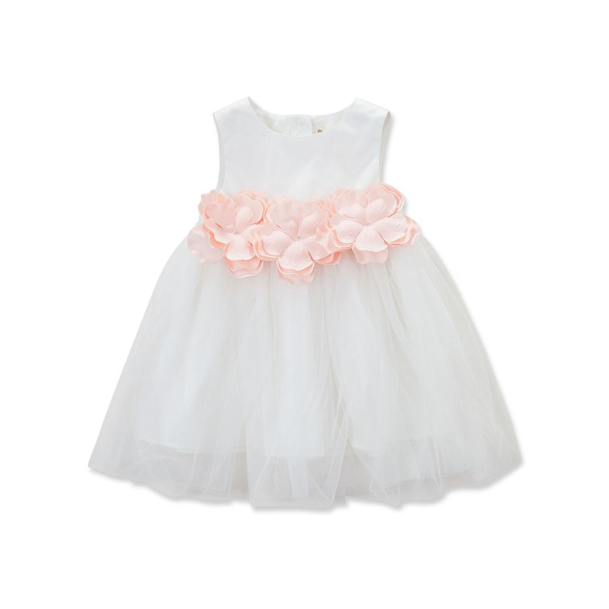戴維貝拉女寶寶背心裙