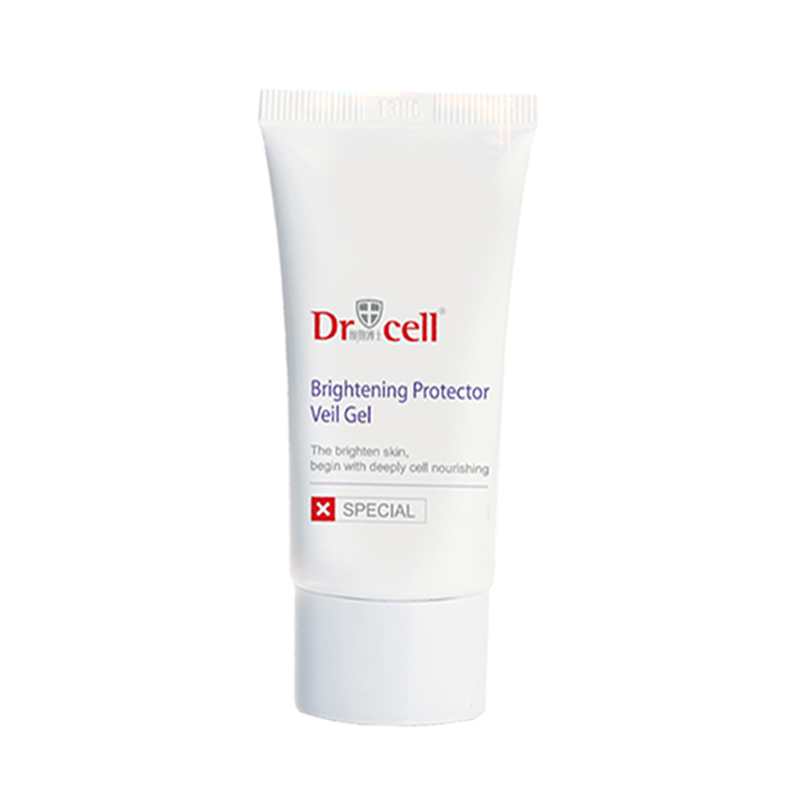 Cell doctor authorized snow facial isolation gel 30g to repair skin blemish, enhance skin tone and moisturize.