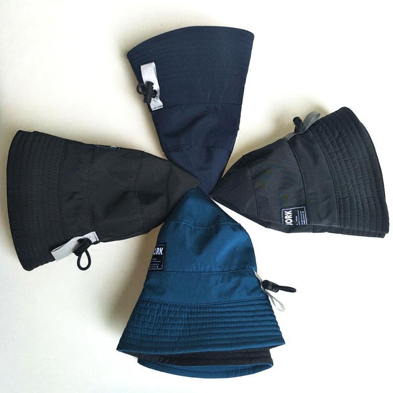 满50元可用5元优惠券offwork潮牌防水反光条男女渔夫帽